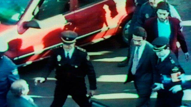 Ataque de ETA contra José María Aznar.