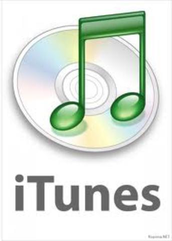 iTunes was released