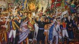 Características de los momentos históricos de las relaciones internacionales en México. timeline