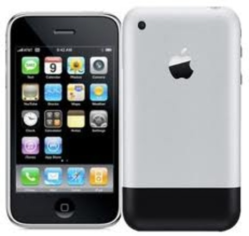 Release of first iPhone