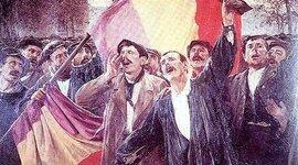 Periodo de la Segunda República y Guerra Civil timeline