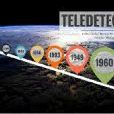 Evolución de la teledetección  timeline
