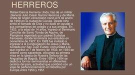 Padre Rafael García Herreros con la creación y crecimiento de UNIMINUTO timeline