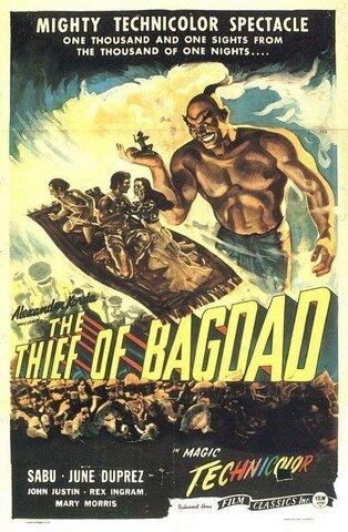 El ladron de Bagdag