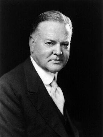 Herbert Hoover. (1874-1964). (Presidencia: 1929-1933).- 31º Presidente de los Estados Unidos.