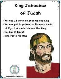 Jehoahaz