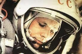 First Human in Space - Yuri Gagarin