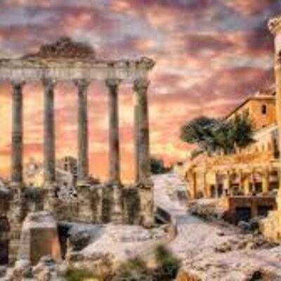 Cronología Roma timeline