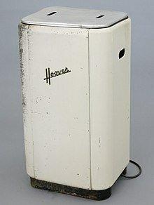 Alva J. Fisher y la invención de la lavadora eléctrica