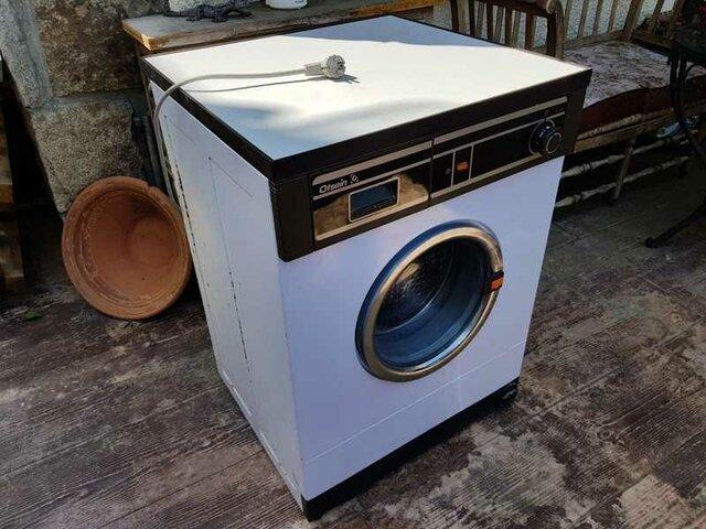Cronología de la lavadora