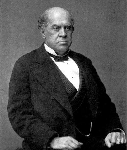 Sarmiento fundó la Escuela Normal de Paraná, sobre la base del Colegio de Paraná