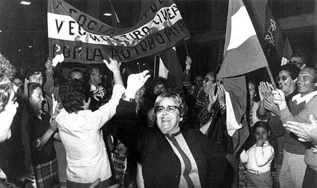 Referéndum iniciativa autonomía en Andalucía
