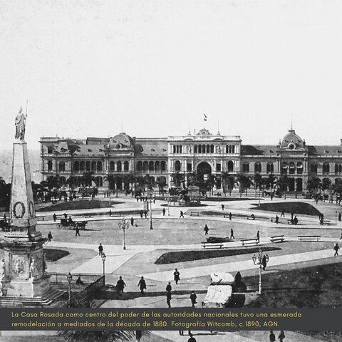 Se convirtió en Capital Federal la ciudad de Buenos Aires