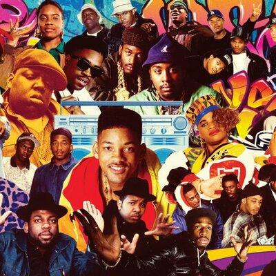 Mini Project - Evolution of Hip-Hop timeline