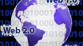 Evolución y transformación de la Web 1.0 hasta la Web 3.0 timeline