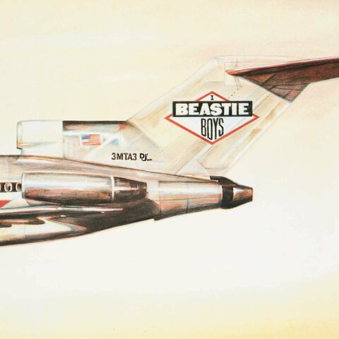 The Beastie Boys release Licensed to Ill.