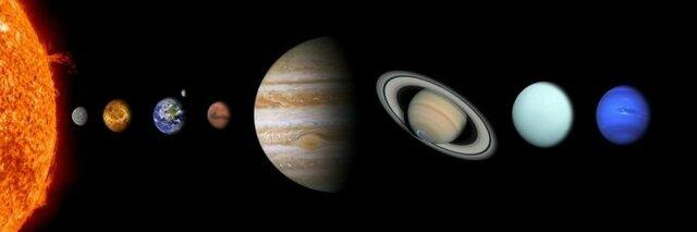 Nacimiento del Sistema Solar