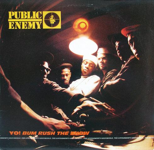 Public Enemy releases Yo! Bum Rush The Show.