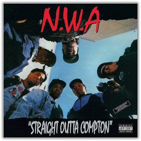 N.W.A releases Straight Outta Compton.