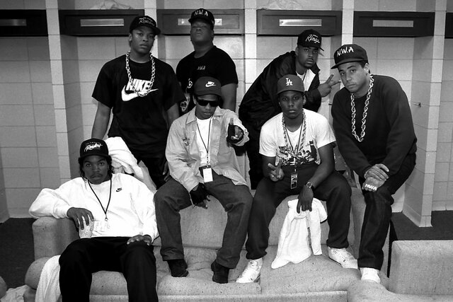 N.W.A sells nearly one million copies of N****z For Life in its first week of release.