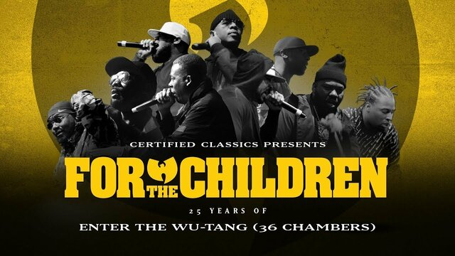 Wu-Tang clan release 36 Chambers.