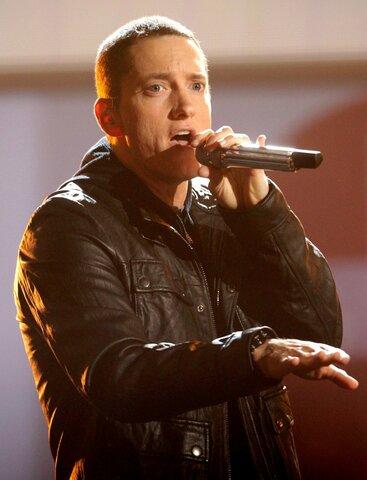 Eminem sells four million copies of The Slim Shady LP.