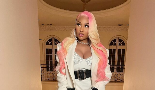 Nicki Minaj releases Pink Friday, which hits number one on the US charts.