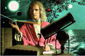 Ley de gravitación Universal - Isaac Newton