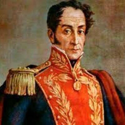 Bolívar timeline