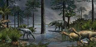 Aparición De Los Dinosaurios