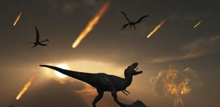 60MA Extinción de los Dinosaurios