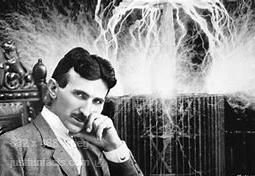 Corriente alterna- Nikola Tesla