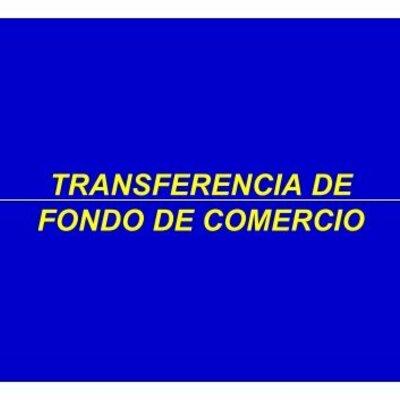 Transferencia de fondo de comercio timeline