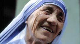 Maria Teresa de Calcuta (Biografia) timeline