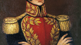 Simón Bolívar  timeline