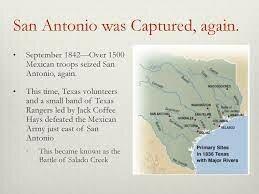 San Antonio Captured Again