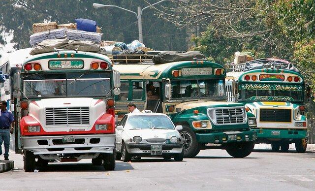 Suspensión del transporte publico urbano y extraurbano