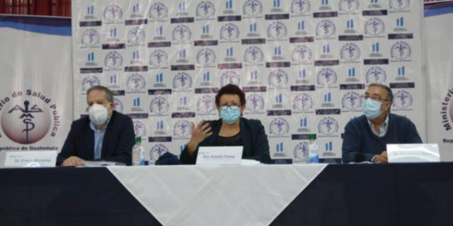 El Ministerio de Salud Pública y Asistencia Social (MSPAS) informó que Guatemala cuenta con 2 mil 224 camas para la atención de pacientes con COVID-19.