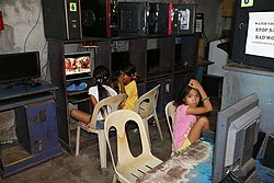 My Exposure on Internet Cafe/ Computer Shop