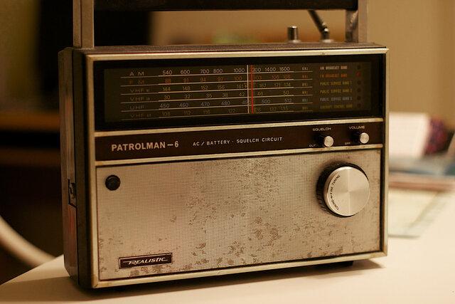 My Exposure to Portable Radio