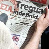 ETA anuncia el cese de la violencia