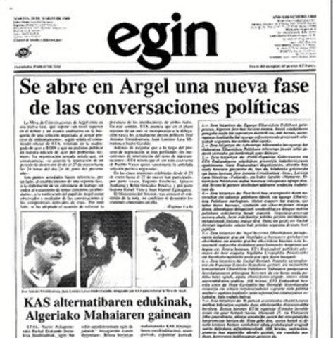 Conversaciones de Argel (enero-marzo)