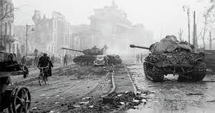 La resa delle truppe Tedesche in Italia