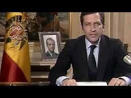 Dimisión de Adolfo Suárez