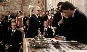 Adhesión de España a la CEE