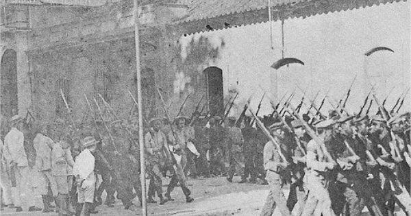 Batalla de San Cristobal