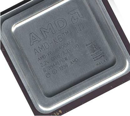 AMD K6-3 (Комерцель)