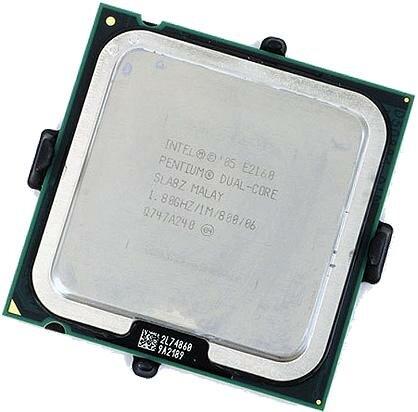 Intel Pentium Dual-Core(Комерцель)