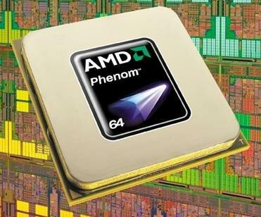 AMD Phenom (Негара)