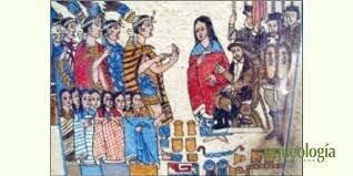 Cortes hace alianza con tlaxcaltecas